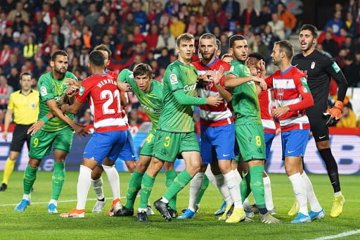 Real Soc vs Granada