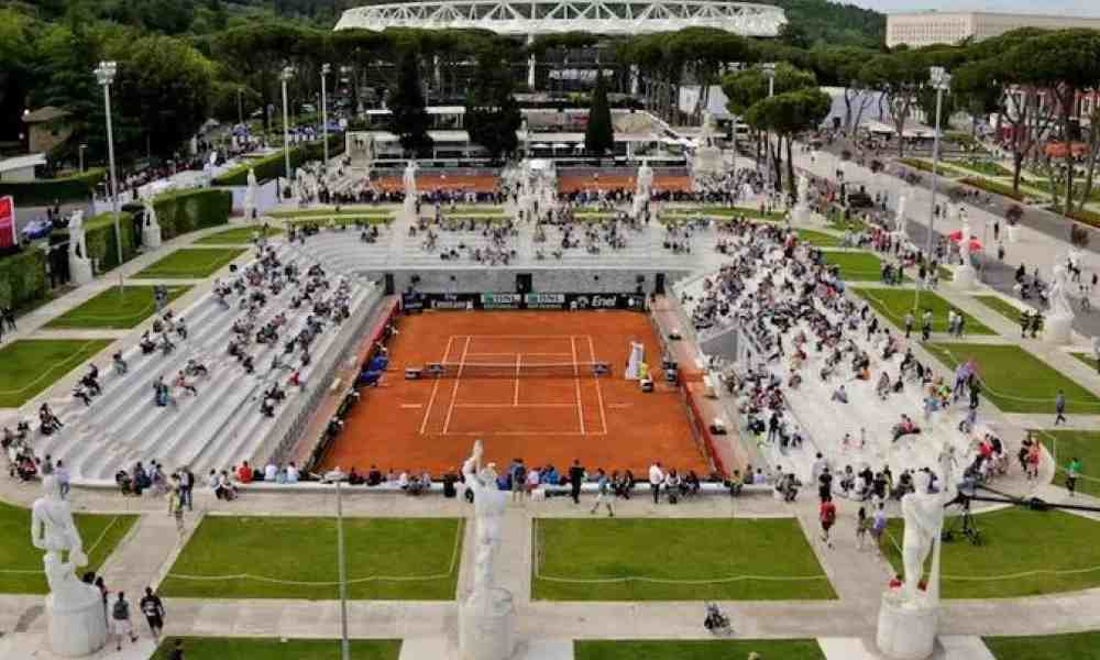 Premii de 50000 RON cu pariurile pe ATP Roma