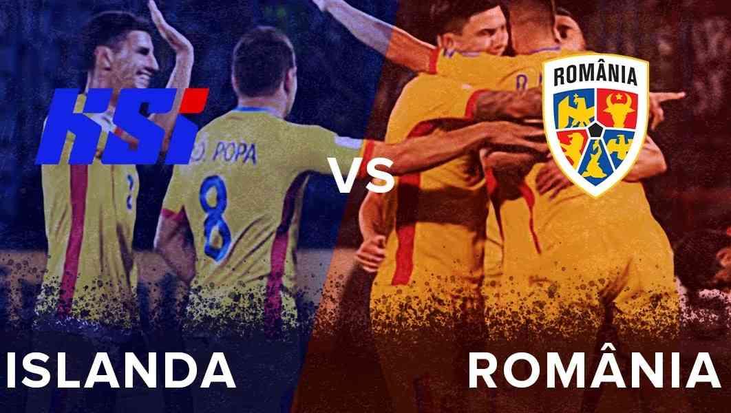Castiga 50 RON freebet pariind Bet Combo la Islanda vs Romania