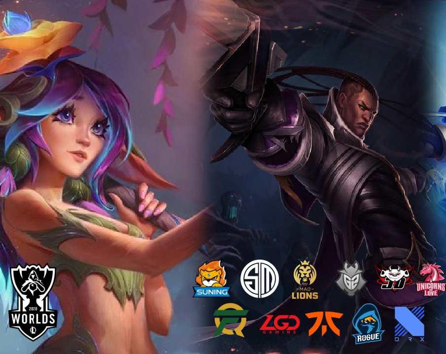 Pariaza pe League of Legends si castiga 50 RON freebet