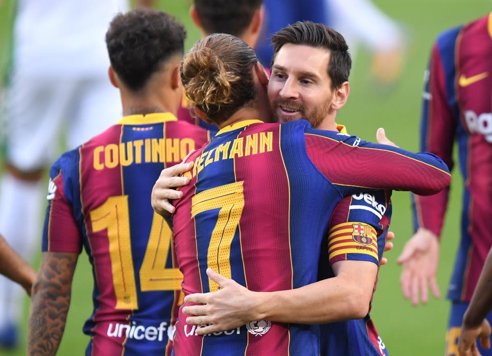 Cota marita la victorie pentru Barcelona impotriva Elche