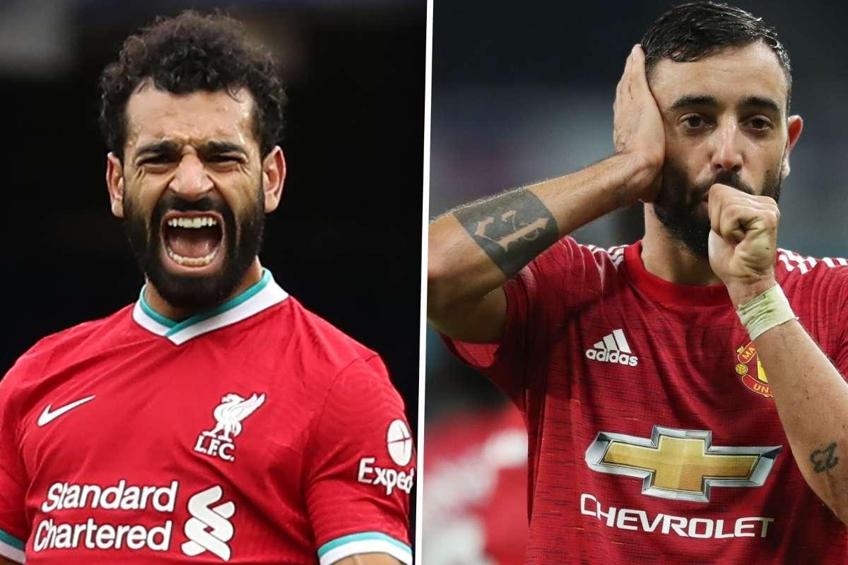 Cote marite la victorie in Liverpool vs Manchester United