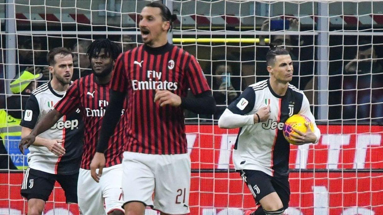 Castiga un freebet pariind pe AC Milan vs Juventus
