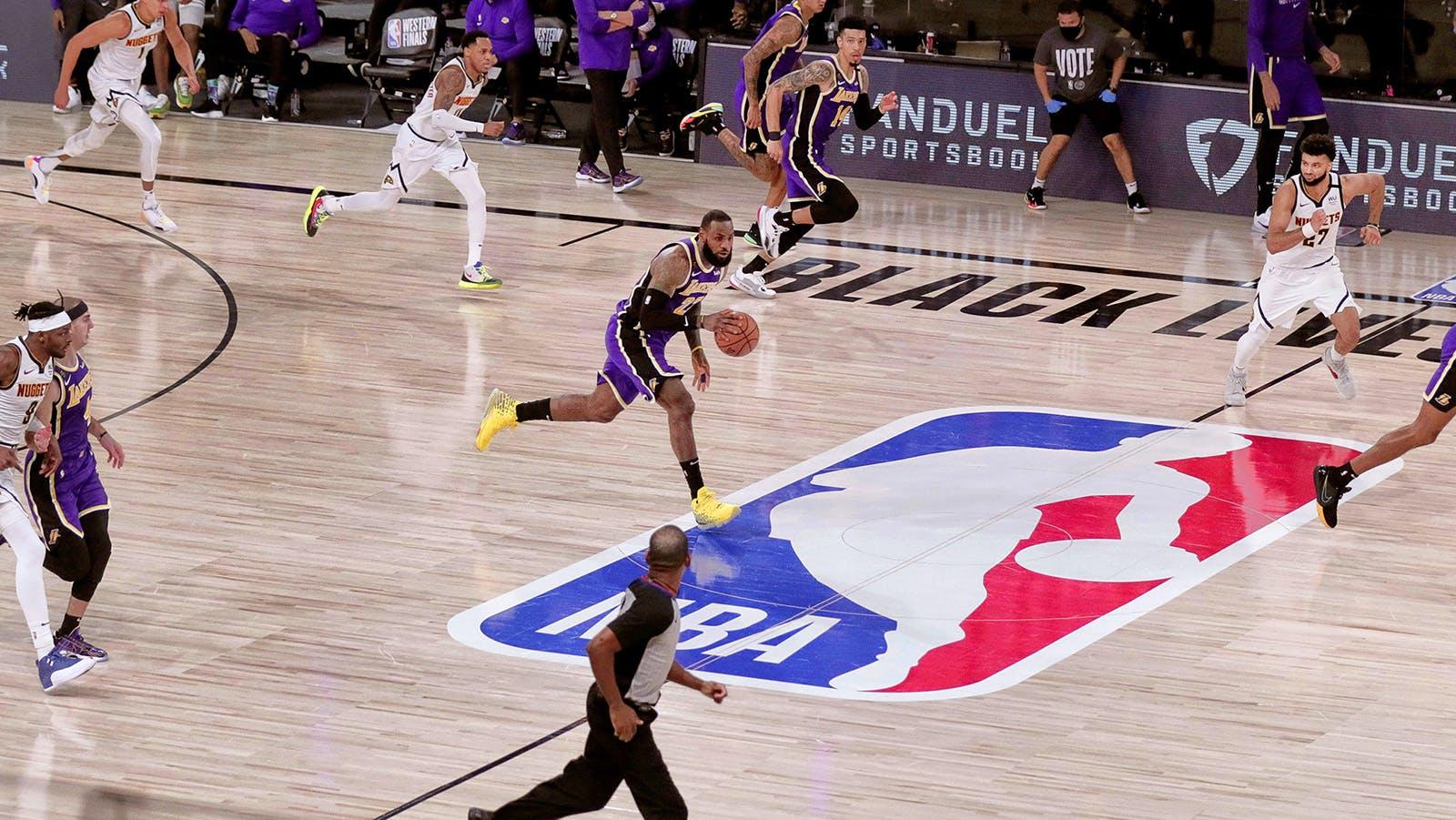 Castiga un freebet pariind pe meciurile din NBA
