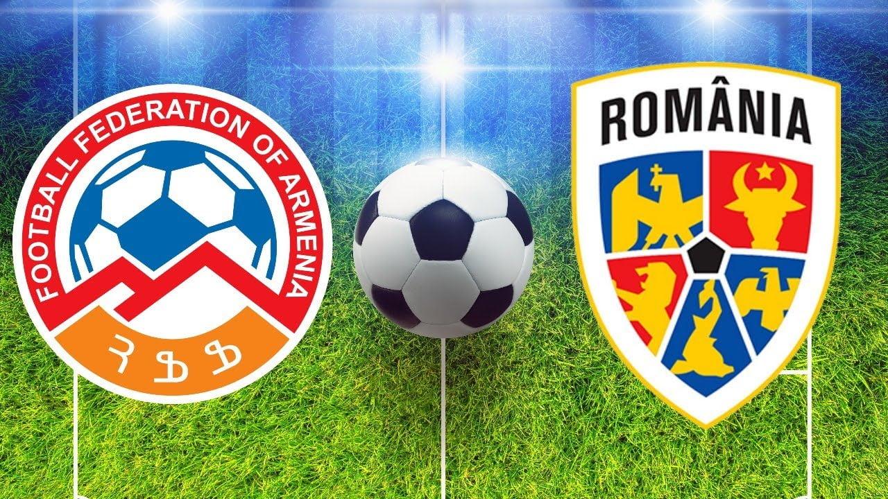 Castiga 25 RON freebet pariind la Armenia vs Romania