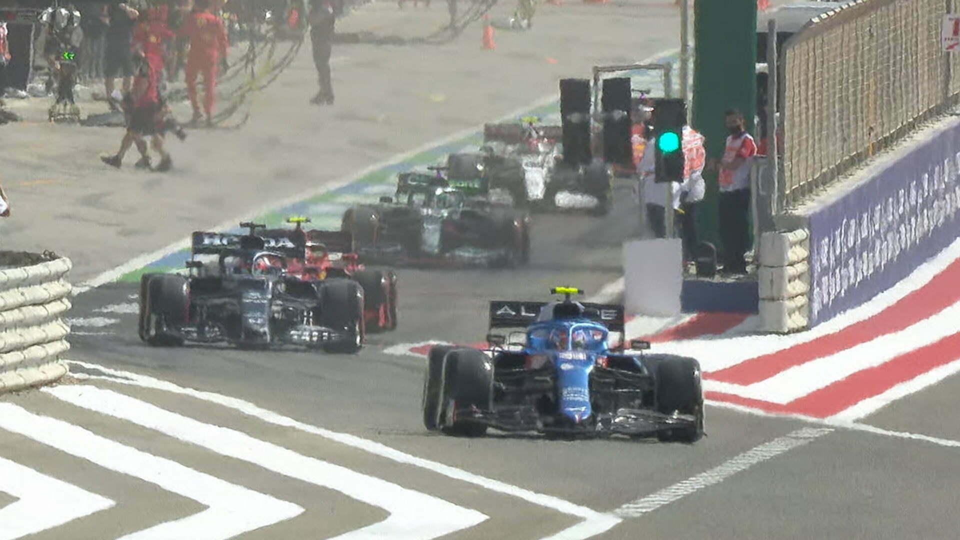 Pariaza pe Formula 1 si castiga un freebet
