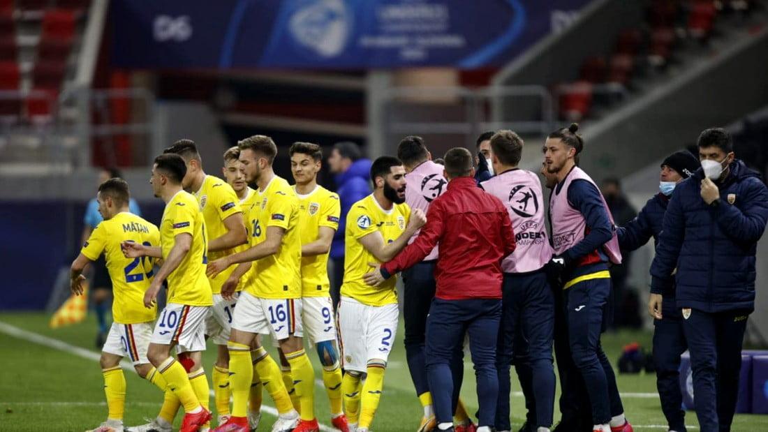 Pariurile pe Ungaria vs Romania la tineret aduc un freebet