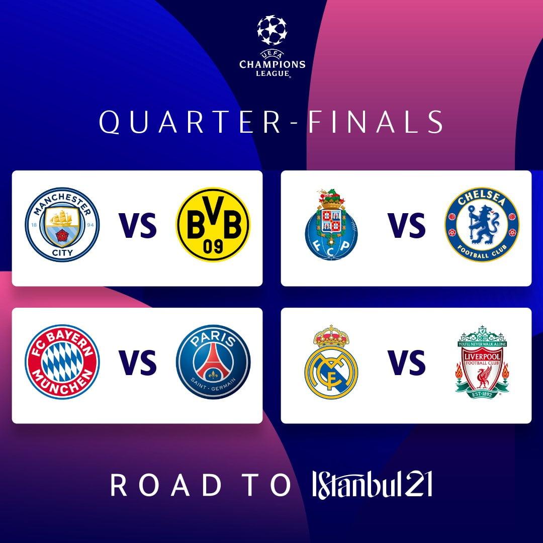 Pariaza gratuit pe sferturile Champions League si castiga 125000 RON