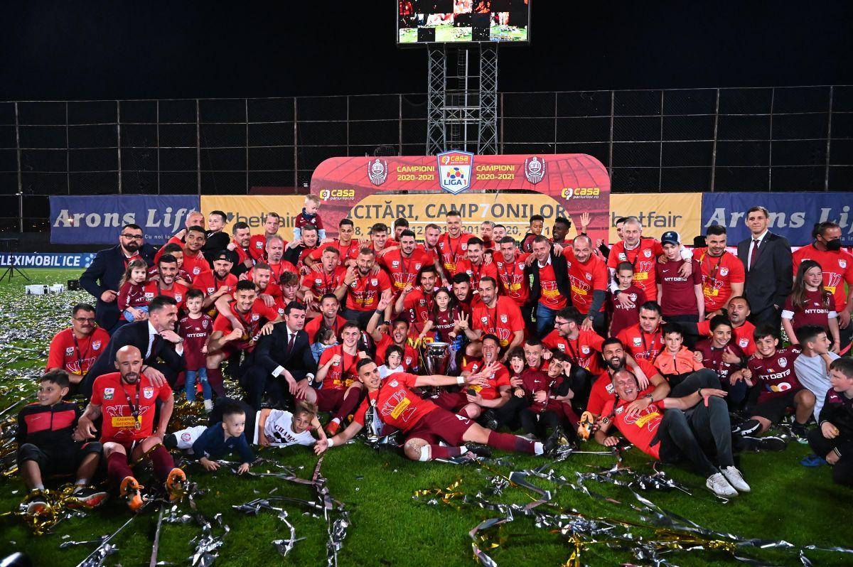 Rezumat Liga 1 etapa 10 playoff