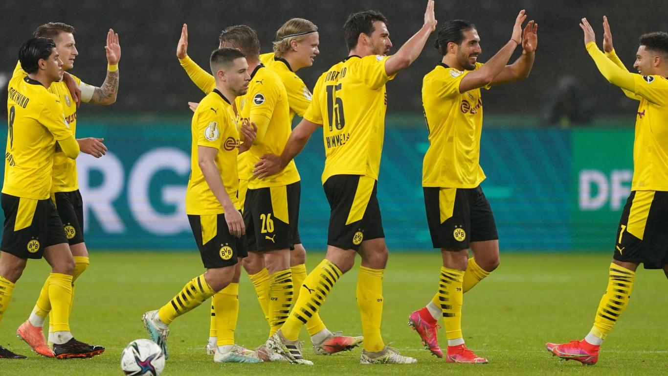Din acest rezumat Bundesliga etapa 33