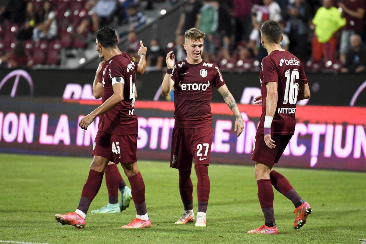 Cota marita ca ambele inscriu in CFR Cluj vs Young Boys