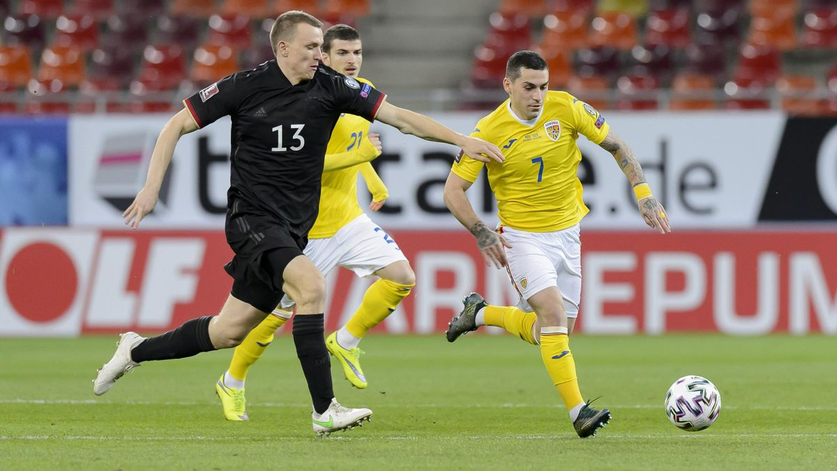 Meciul Germania vs Romania iti aduce 100 lei freebet